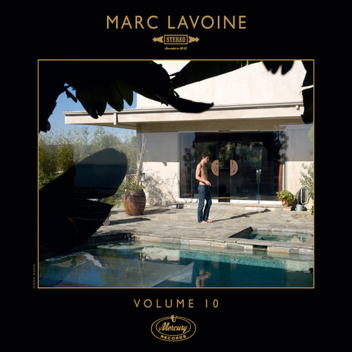 Volume 10 Black Album de Marc Lavoine