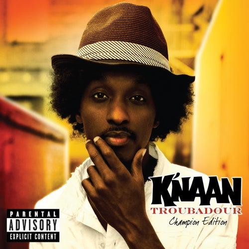 Troubadour (Champion Edition - French Version) von K'naan