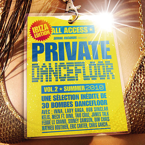 Private Dancefloor Vol. 2 Summer 2010 de Various Artists