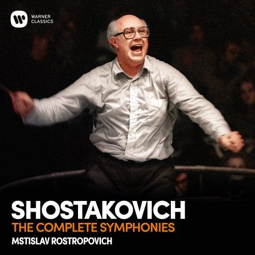 Shostakovich: Complete Symphonies de Mstislav Rostropovich