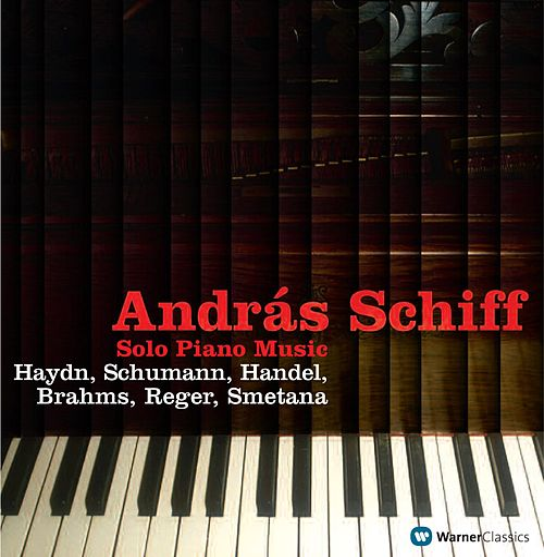 András Schiff - Solo Piano Music de András Schiff