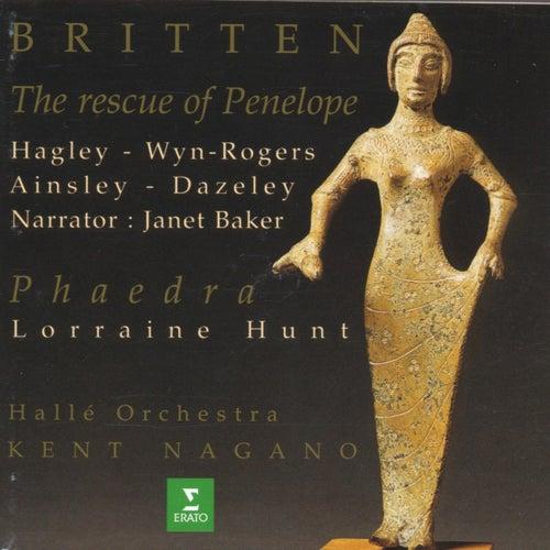 Britten: The Rescue of Penelope & Phaedra (Elatus -) von Kent Nagano