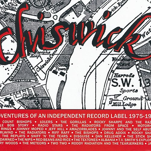 The Chiswick Story de Various Artists