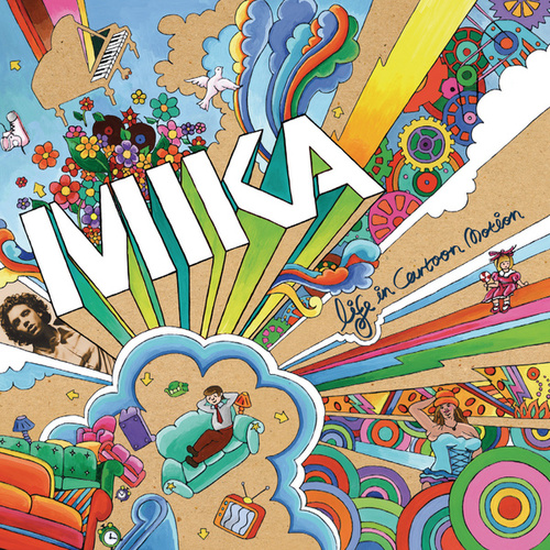 Life In Cartoon Motion de Mika