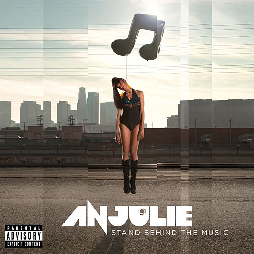 Stand Behind The Music de Anjulie