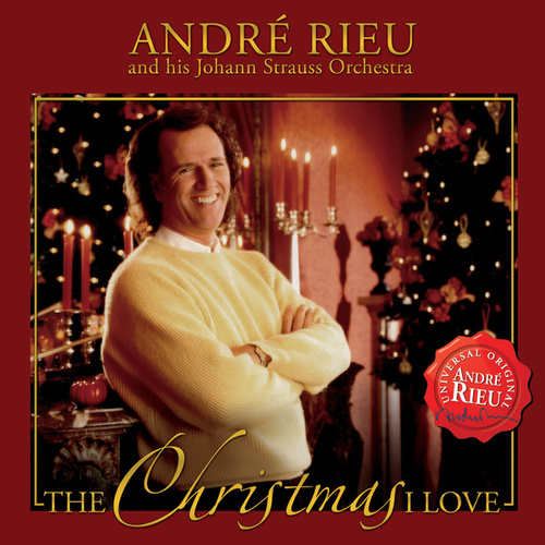 The Christmas I Love de André Rieu