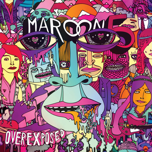 Overexposed de Maroon 5