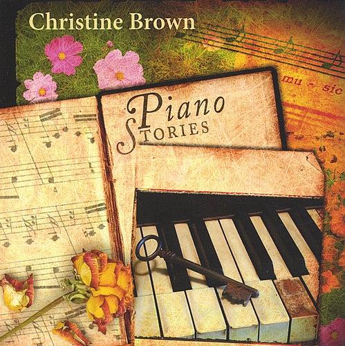 Piano Stories von Christine Brown