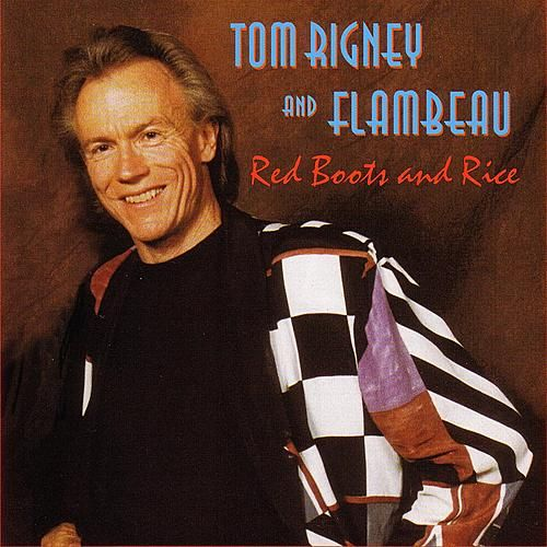 Red Boots And Rice by Tom Rigney