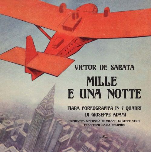 Mille E Una Notte di Orchestra Sinfonica Di Milano Giuseppe Verdi