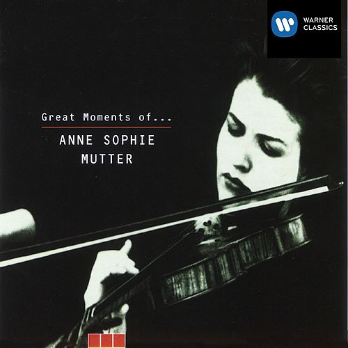 Great Moments of Anne-Sophie Mutter by Seiji Ozawa