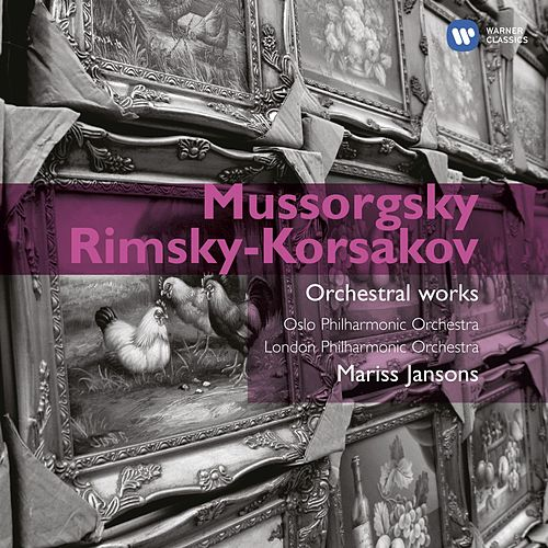 Mussorgsky: Pictures at an Exhibition by London Philharmonic Orchestra