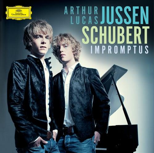 Schubert: Impromptus & Fantasie van Arthur Jussen