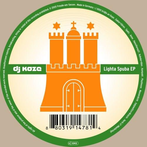 Lighta Spuba EP by DJ Koze