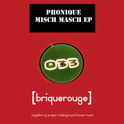 Misch Masch ep de Phonique