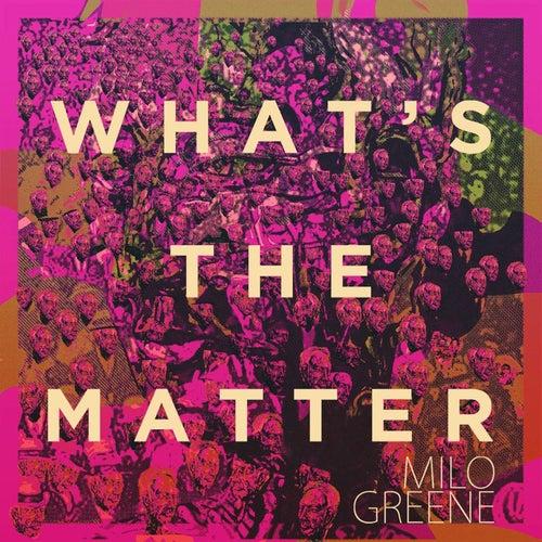 What's The Matter de Milo Greene