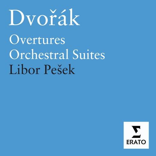 Dvorak: American Suite, Czech Suite; Overtures and Tone Poems by Libor Pesek