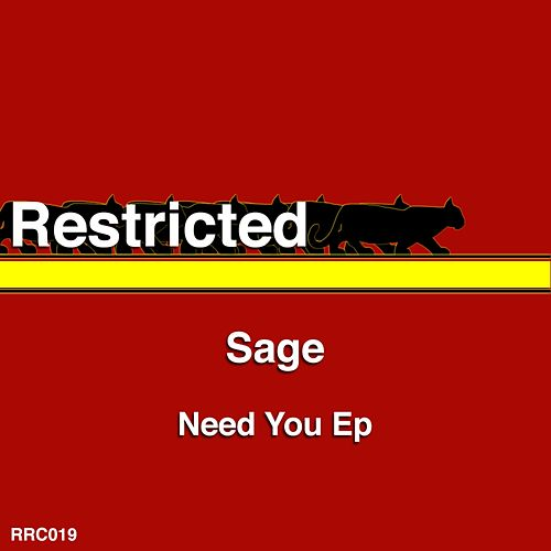 Need You - Single de Sage