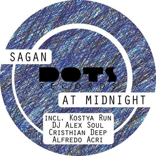 At Midnight von Sagan