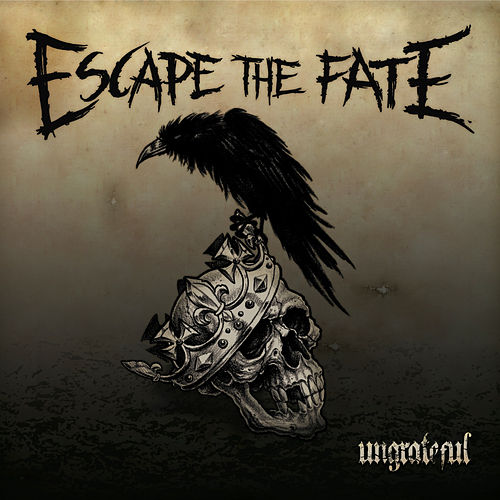 Ungrateful (Deluxe) by Escape The Fate