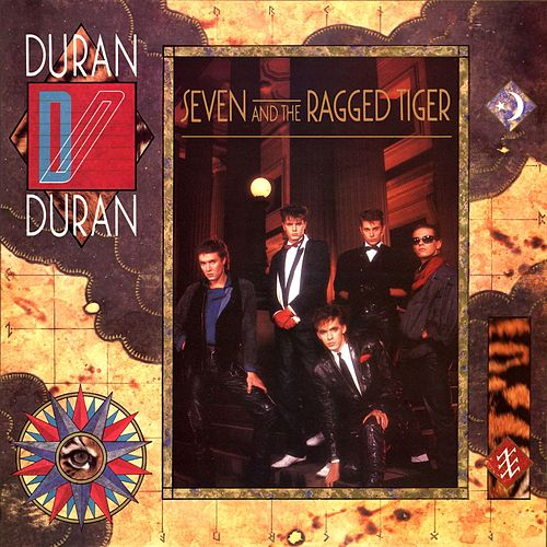 Seven and the Ragged Tiger de Duran Duran