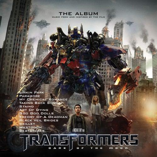 Transformers: Dark of the Moon - The Album de Various Artists