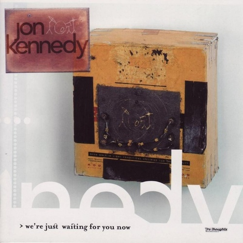 We're Just Waiting for You Now de Jon Kennedy
