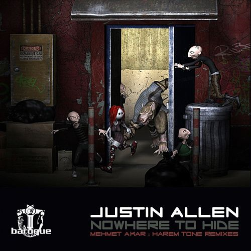 Nowhere to Hide by Justin Allen