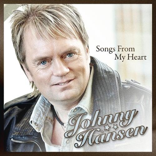 Songs From My Heart von Johnny Hansen
