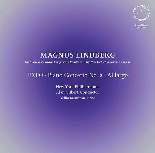 Lindberg: EXPO - Piano Concerto No. 2 - Al largo von New York Philharmonic
