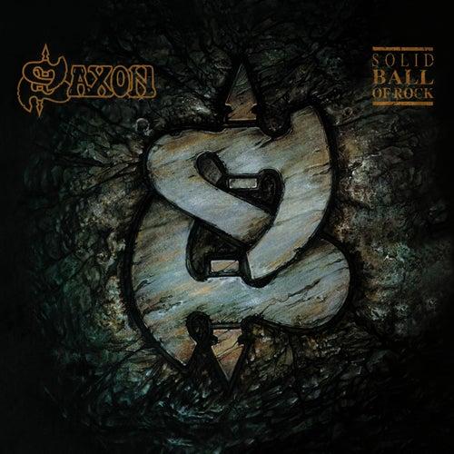 Solid Ball of Rock von Saxon