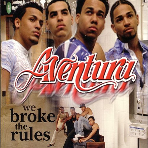 We Broke The Rules de Aventura