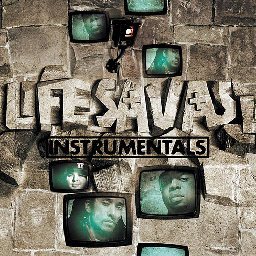 Spirit In Stone - Instrumentals by Lifesavas