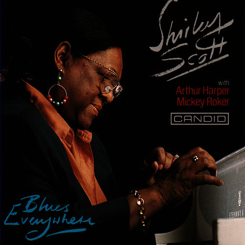 Blues Everywhere de Shirley Scott