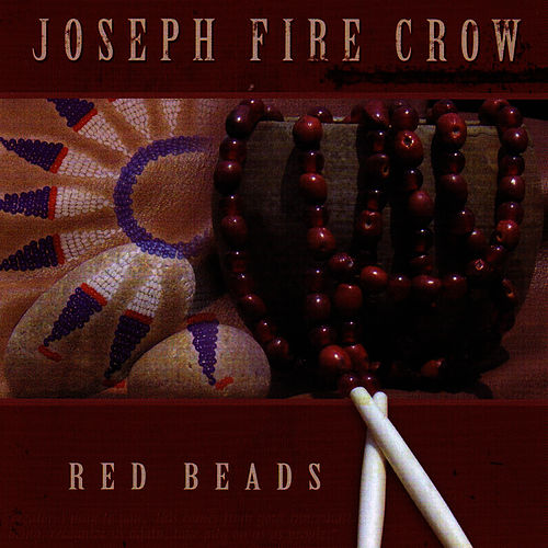 Red Beads van Joseph Fire Crow