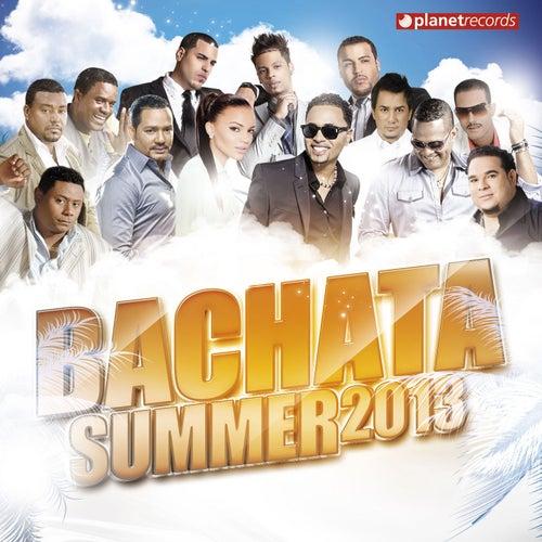Bachata Summer 2013 (18 Bachata Hits) von Various Artists