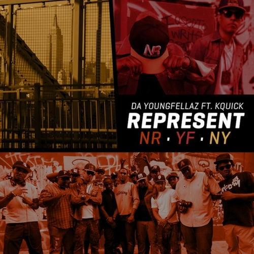 Represent (feat. K-Quick) - Single de Da Youngfellaz