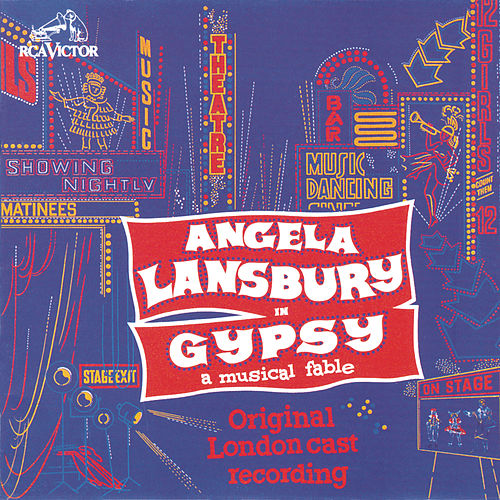 Gypsy (Original London Cast Recording) by Stephen Sondheim