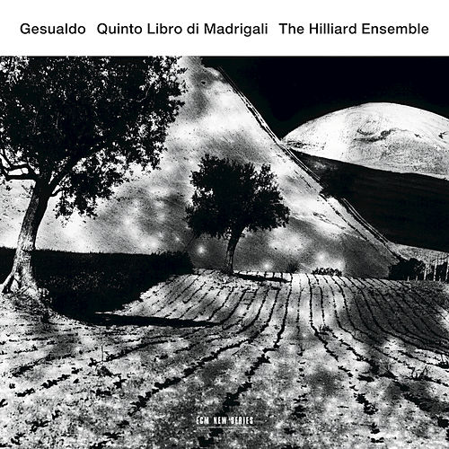 Carlo Gesualdo: Quinto Libro Di Madrigali by The Hilliard Ensemble
