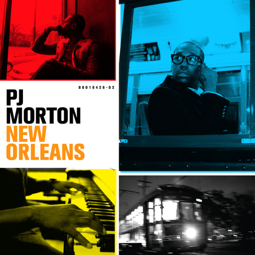 New Orleans (Deluxe Version) de PJ Morton