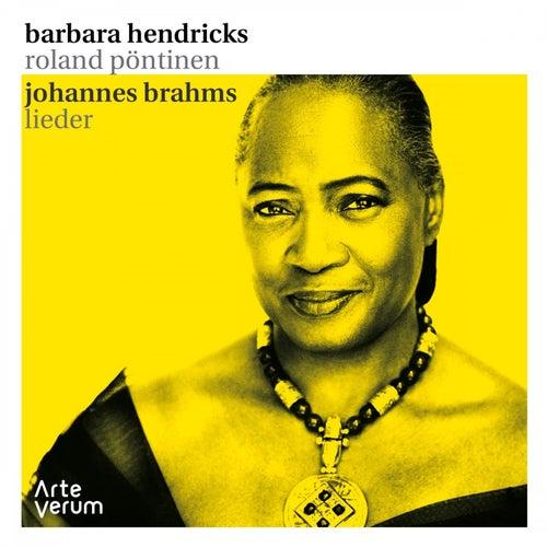 Brahms: Lieder by Barbara Hendricks