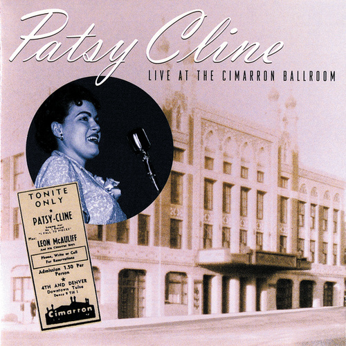Live At The Cimarron Ballroom by Patsy Cline