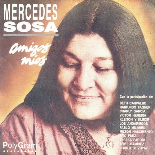 Amigos Míos de Mercedes Sosa