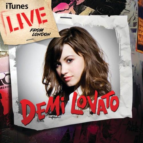 Live From London EP de Demi Lovato