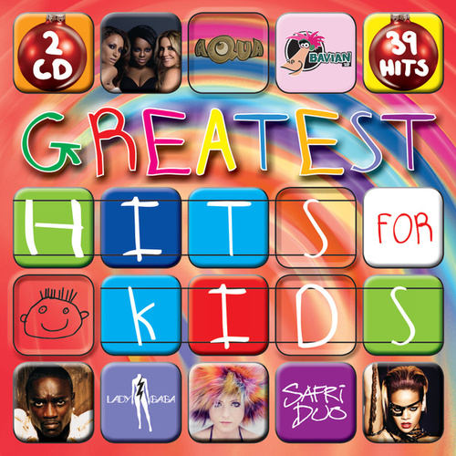 Hits For Kids - Greatest Hits by Various Artists