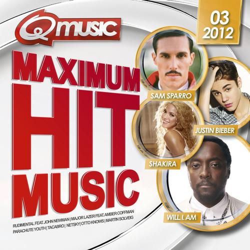 Maximum Hit Music 2012-3 de Various Artists