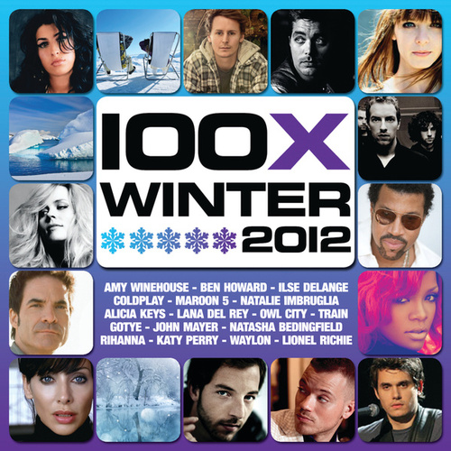 100x Winter van Various Artists
