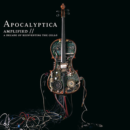 Amplified - A Decade Of Reinventing The Cello de Apocalyptica