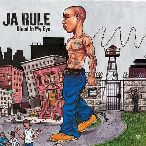Blood In My Eye von Ja Rule