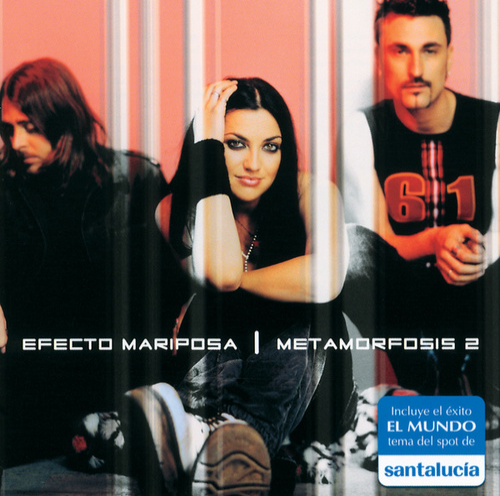 Metamorfosis II von Efecto Mariposa
